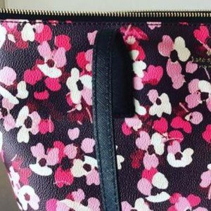 NWT Kate Spade Young Lane Nyssa Floral Tote